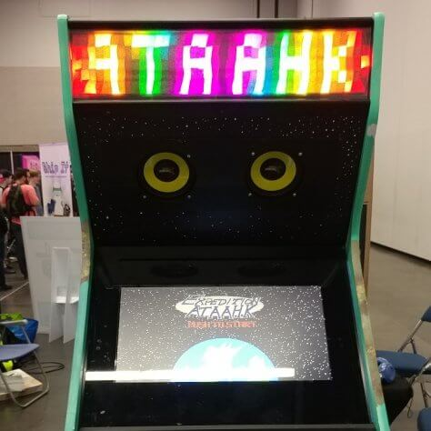 Playing at your own arcade: a story of Expedition Ataahk